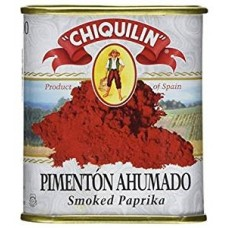 Chiquilin Smoked Spanish Paprika